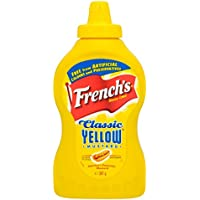 French's - Classic Yellow Mustard - 397g