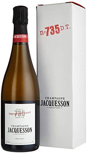Champagne Jacquesson Champagne Brut 735 Dégorgement Tardif Extra Brut (1 x 0.75 l)