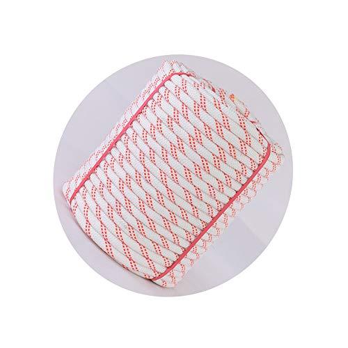 Nombre del producto: Cuerda de seguridadMaterial: PoliésterLongitud: 10m (32.8ft) ~ 10m (32.8ft)Diámetro: 20MMFuerza de tracción: 1000kgNOTA:La cuerda no puede ser utilizado para el fuego.Paquete:1 x Cuerda que sube