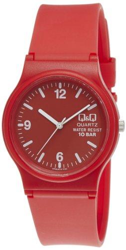 Q&Q Standard Analog Red Dial Women's Watch VP46J013Y image
