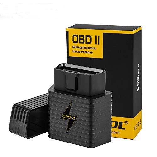 AUTOOL A5 OBD2 Scanner WiFi Kfz-Codeleser Auto Scan Diagnosetool (Audi-diagnose-scan-tool)