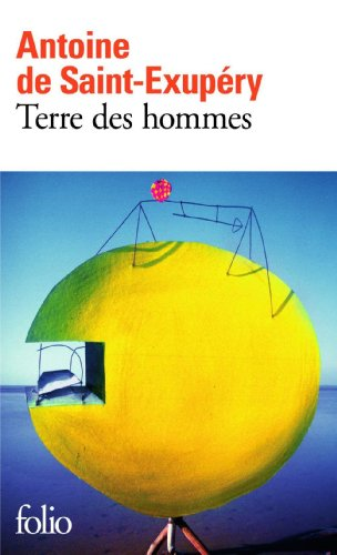 Terre des Hommes (French Edition) (Folio)