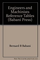 Engineers and Machinists Reference Tables (Babani Press)