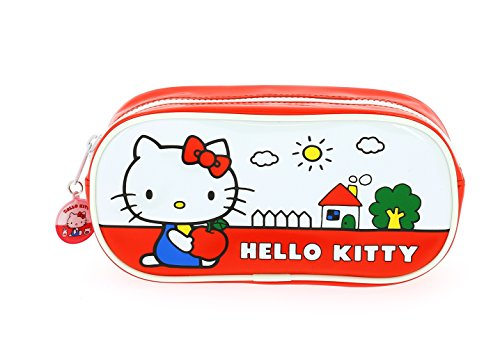 Hello Kitty–Estuche, diseño vintage
