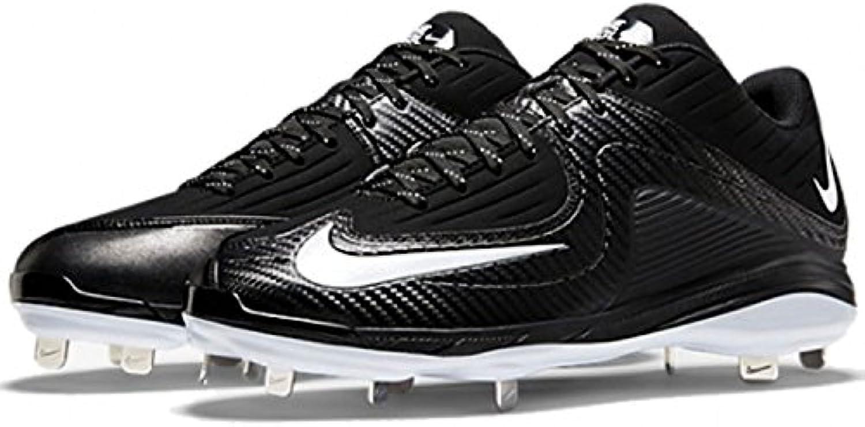 Nike Air Air Air MVP PRO Metal II Baseball Cleats, Nero Bianco, Uomo, nero, 12 D(M) US | Di Alta Qualità Ed Economico  327165