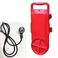 XMZFQ Portable Washing Machine Small Mini Hand Compact Semi Automatic Washer for Home Apartment Dorm RV Camping Travel Outdoor,5 kg Capacity,Red