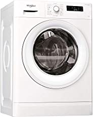 Whirlpool 7 KG Front Load Washing Machine, White - FWF71052W, 1 Year Brand Warranty