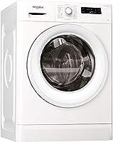 Whirlpool 7 KG Front Load Washing Machine, White - FWF71052W, 1 Year Brand Warranty