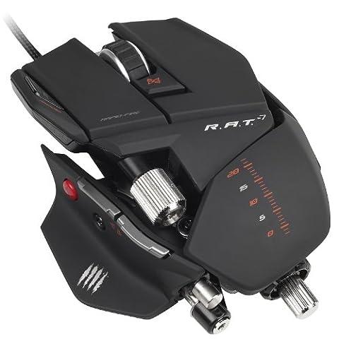 Mad Catz R.A.T.7 Souris Filaire Gaming pour PC et MAC