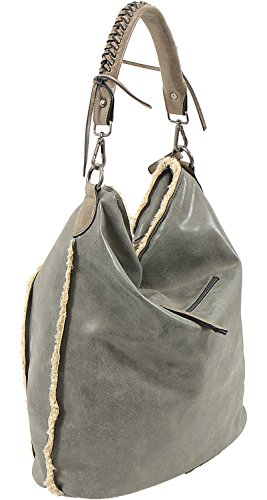 Suri Frey 10360 Husky Grey, Borsa tote donna taglia unica 420 sand