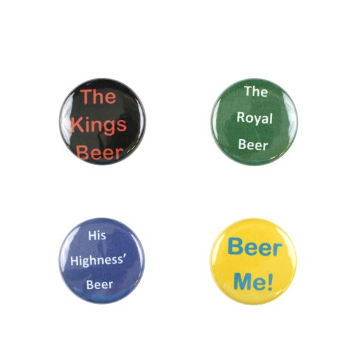 Il Bere C-FYM-H Wein und Getr-nke Charms Mens Collection - The Royal Bier
