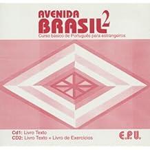Avenida Brasil. Brasilianisches Portugiesisch für Anfänger in zwei Bänden / 2 CDs