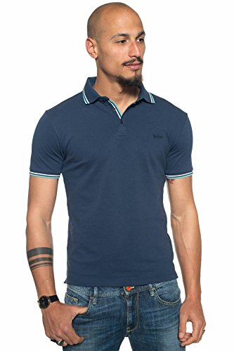 woolrich-polo-para-hombre-turquesa-x-large