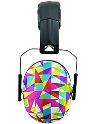 BANZ KIDZ EAR DEFENDERS, casques oreillères de protection acoustique pour enfants de 2 ans et plus.