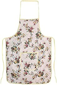 Royalford RF1818-A Vinyl Apron – Standard 76x58cm Size – Multipurpose Kitchen Chef Aprons for Women – Perfect