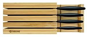 Kyocera BLOCK-SET-BK BK Set Couteaux Complet Lame Céramique