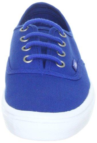 Vans Authentic Lite, Baskets mode mixte adulte Bleu (Blue)