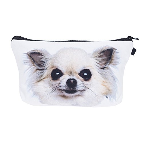 Make-Up Bag Kosmetiktasche Stiftetasche Organizer Chihuahua (Organizer Pet)