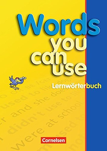 Words you can use: Lernwörterbuch