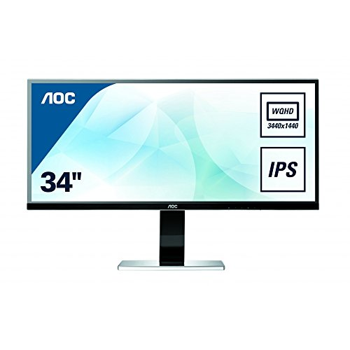 AOC Professional U3477PQU - LED monitor - 34