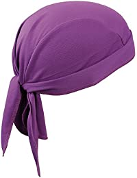 Functional Bandana Hat/Myrtle Beach (MB 6530) Purple