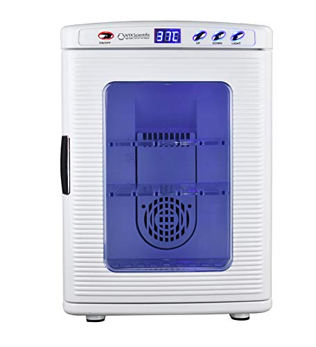 Laborinkubator, Kühlung und Heizung 2-60 ° C, 12 V / 220 V, 60 W, 25 L Kapazität