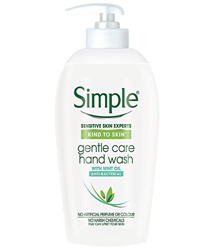 Simple Kind to Skin Gentle Care Hand Wash, 250 ml, Pack of 6