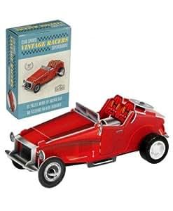 UN JEU DES JOUETS - Kit fabriquer une voiture mécanique Jouet voiture mécanique Enfant 8 ans +