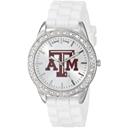 "Game Time Damen COL-FRO-TXA ""Frost"" Armbanduhr - Texas A&M"