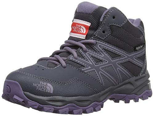 The North Face Hedgehog Hiker Mid Waterproof, Botas de Senderismo Unisex Niños,...