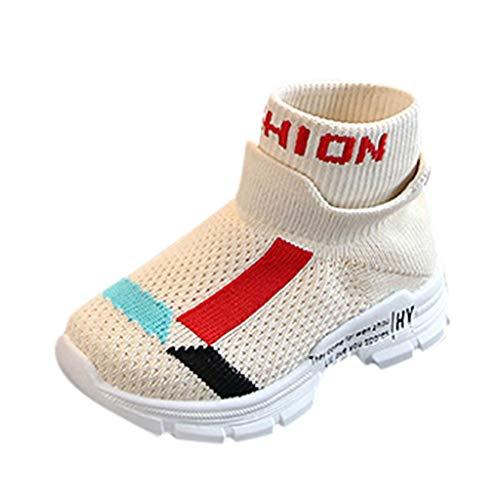 i-uend Unisex Baby Sneakers Stiefel Gemischte Farbe Turnschuhe Kinder Warme Jungen Mädchen Sneaker Stiefel -
