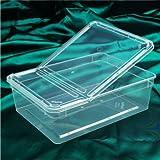 Kunststoff - Stapelboxen 25x19x7,5 cm