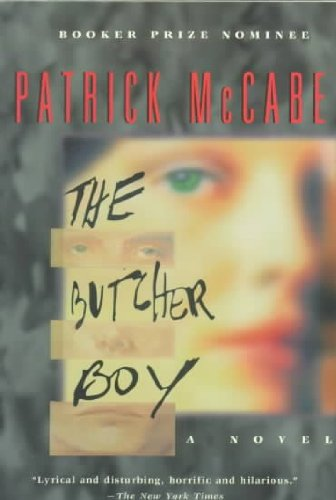 The Butcher Boy McCabe, Patrick ( Author ) Aug-01-1994 Paperback