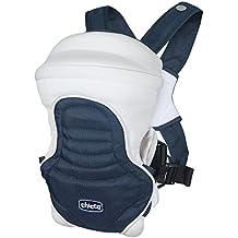 Chicco 00079402640000 Babytrage Soft & Dream, blau