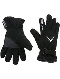 Black Canyon Fleece Gloves - Guantes, tamaño XXL, color negro