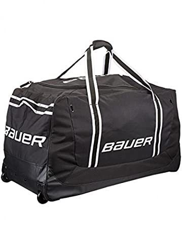 Bauer 650 Wheelbag ( Small ), size:S;color:black/red