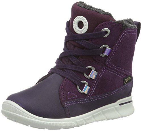 Ecco First, Chaussures Marche Bébé Fille Violet (NIGHT SHADE/BURGUNDY58855)