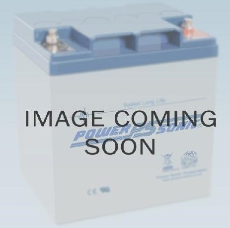 Power-Sonic PS-12450 PS12450 replacement Sealed lead acid Batteries (Batterie Duty Heavy 12v Pack)