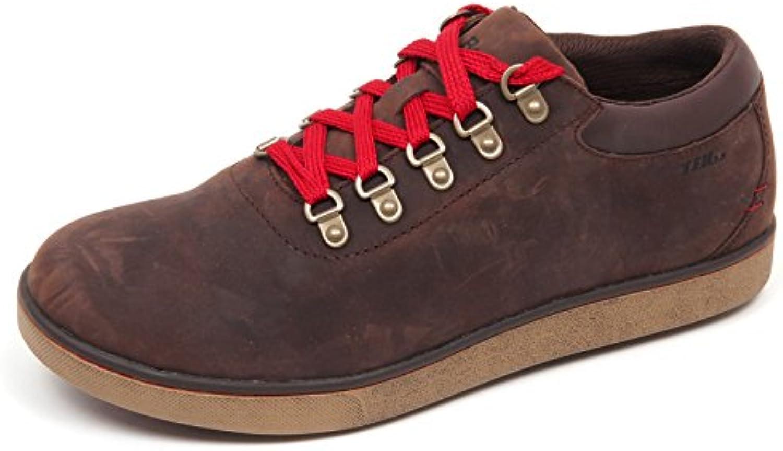 D5060 (WITHOUT BOX) scarpa uomo brown vintage L.L.BEAN shoe man