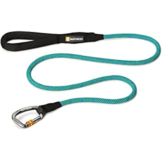 Ruffwear Dog Lead with Carabiner Clip, All Sized Breeds, Size: Small - Diameter: 7 mm, Length: 1.5 m (5 ft), Sturdy… 8