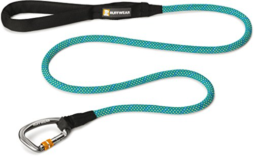 Ruffwear Dog Lead with Carabiner Clip, All Sized Breeds, Size: Small - Diameter: 7 mm, Length: 1.5 m (5 ft), Sturdy… 1
