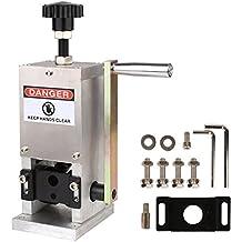 MVPOWER Máquina Pelacable Máquina de Desaislar para Cable Máquina de Separador de Cable Manual Reciclaje de