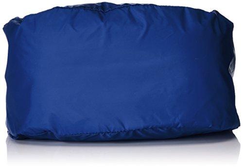Armani Jeans Damen 9222367p777 Schultertaschen, 18x31x36 cm Blau (OCEAN BLU 09934)