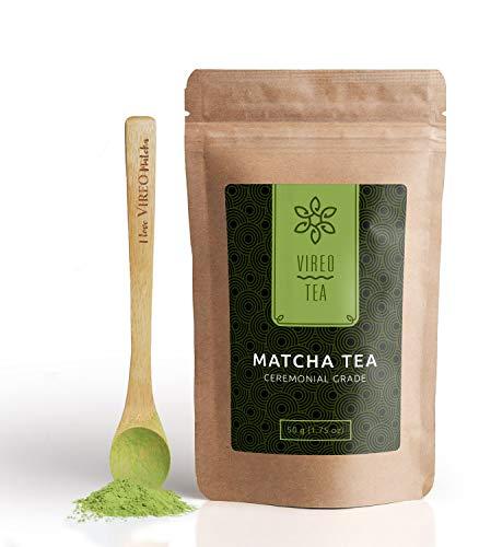 El té verde Matcha - Green tea Matcha powder