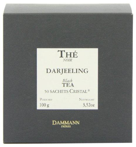 Darjeeling - Boîtes 50 sachets C...