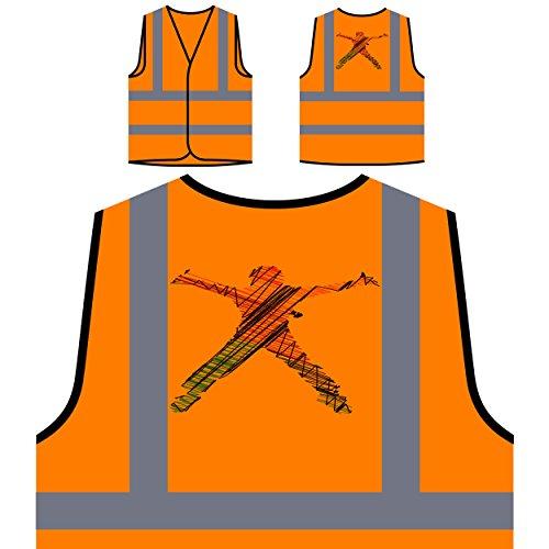 skizze-des-mannes-in-der-luft-lustig-personalisierte-high-visibility-orange-sicherheitsjacke-weste-a