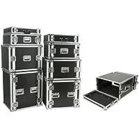 Citronic porta dimensioni: 4S Shallow 4U 19Flight Case per apparecchiature audio