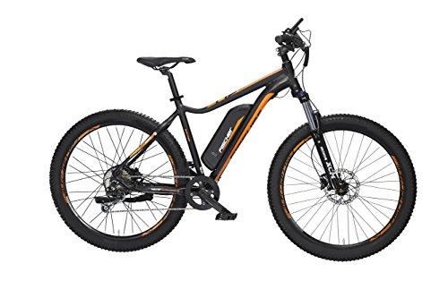 "FISCHER E-Bike MOUNTAINBIKE EM 1723, 27,5 Zoll, Hinterradmotor 48 V/557 Wh ""Powered by BAFANG"" und Shimano Deore-Schaltwerk"