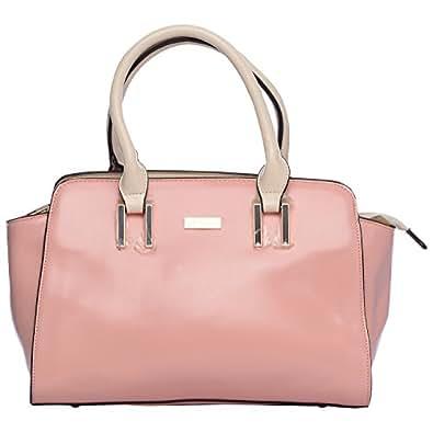 NyLs Women's Handbag -Light Pink