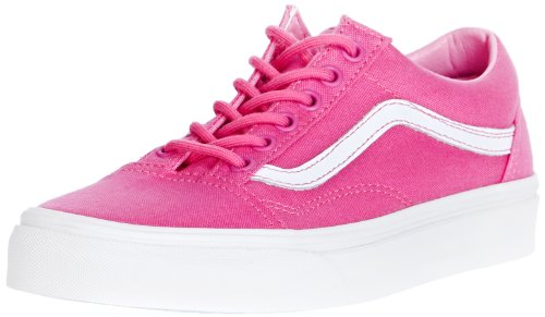 Vans Unisex Adults' Gymnastics Shoes Pink Size: 5 UK